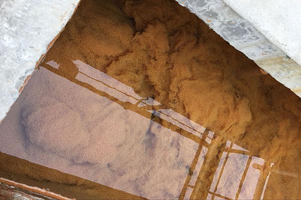 聚合氯化铝沉淀池水处理